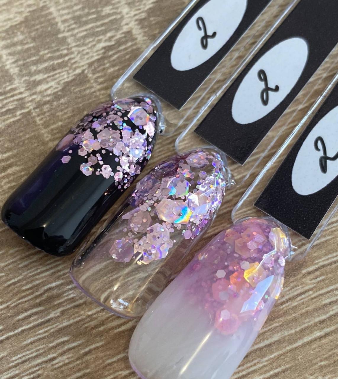 Glitter gel #2 8 мл