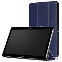 Чехол Smart Cover для Huawei MediaPad T3 10 Dark Blue