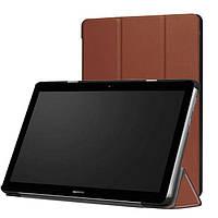 Чехол Smart Cover для Huawei MediaPad T3 10 Brown