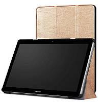 Чехол Smart Cover для Huawei MediaPad T3 10 Gold