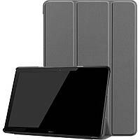 Чехол Smart Cover для Huawei MediaPad T5 10 Grey
