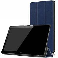 Чехол Smart Cover для Huawei MediaPad T5 10 Dark Blue