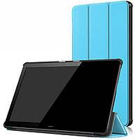 Чехол Smart Cover для Huawei MediaPad T5 10 Sky Blue