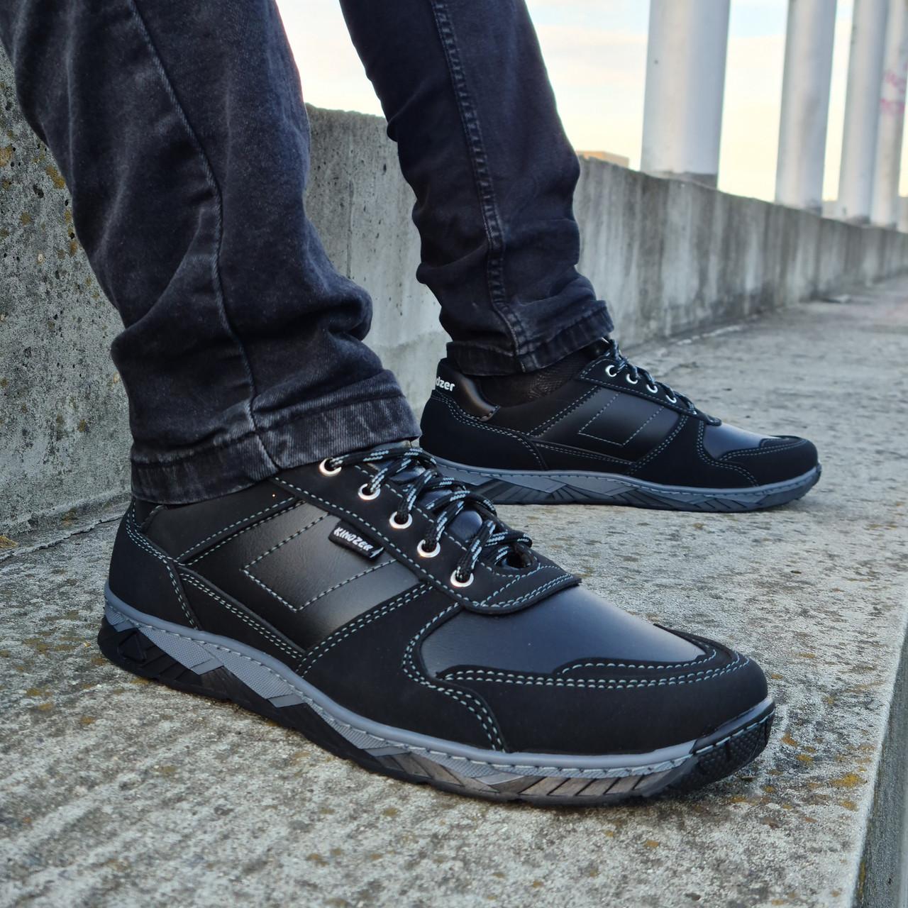 Кросівки чоловічі демісезонні (Кф-12ч)