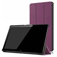 Чехол Smart Cover для Huawei MediaPad T5 10 Purple