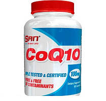 Коензим Q10 S. A. N CoQ10 (60 caps)