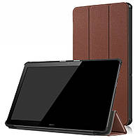 Чехол Smart Cover для Huawei MediaPad T5 10 Brown