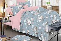 Комплект постельного белья евро размер HOME FASHIONS