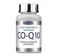 Коензим кью10 Scitec Nutrition CO-Q10 (100 caps.)