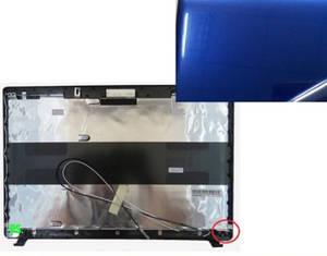 Корпус (верхня панель) до ноутбука ASUS X55 X55C X55A k55a k55v k55vd U57A Blue