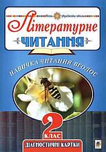 Літературне читання 2 клас Навичка читання вголос Діагностичні картки НУШ Будна Н. Богдан