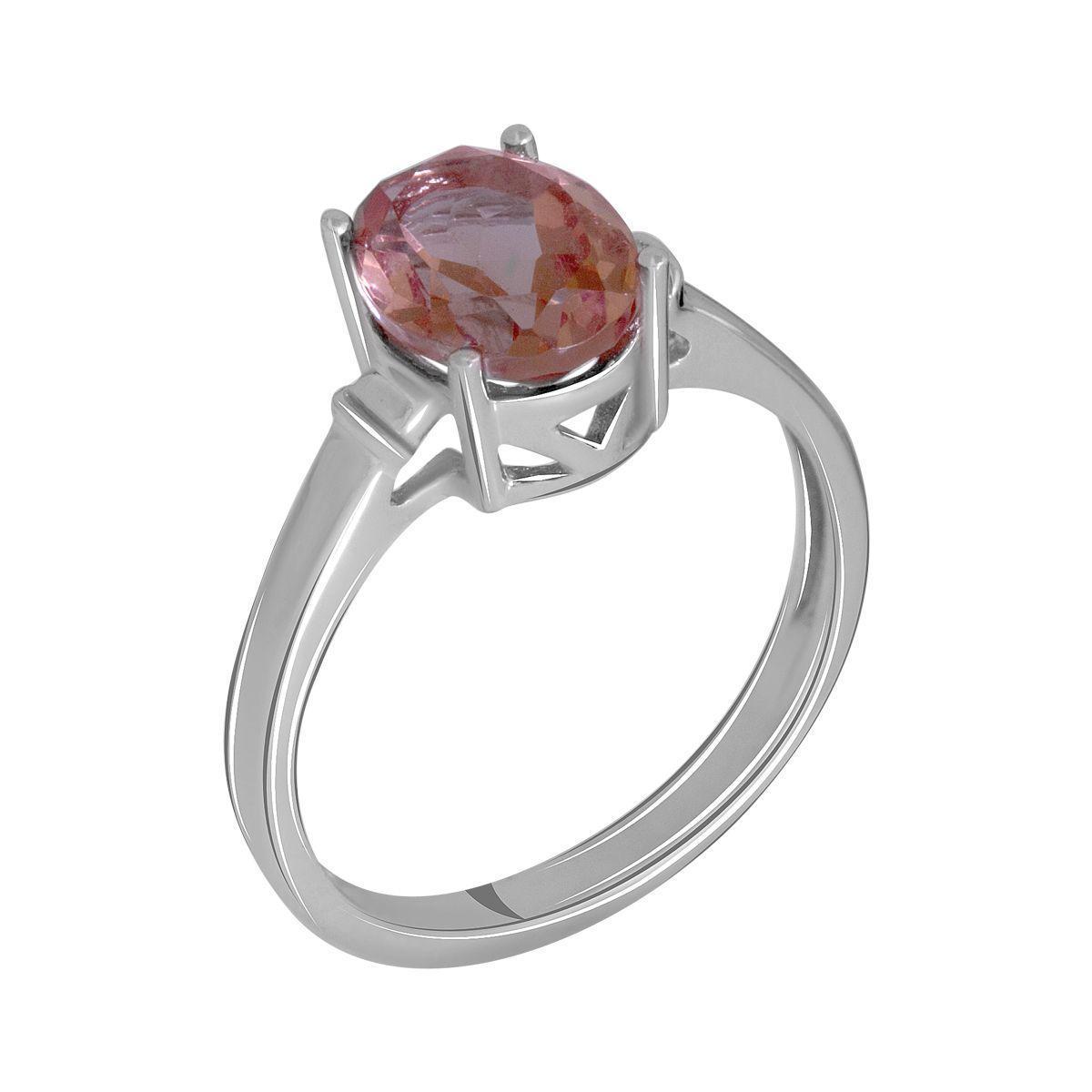 Серебряное кольцо pSilverAlex с Султанит султанитом 1.838ct (2063285) 17.5 размер