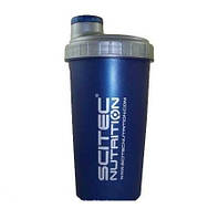 Шейкер Scitec Nutrition Shaker Scitec Blue (700 ml)