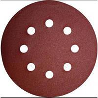 Абразивні круги на липучці 8+1 отв. Р-80 (Р-80)