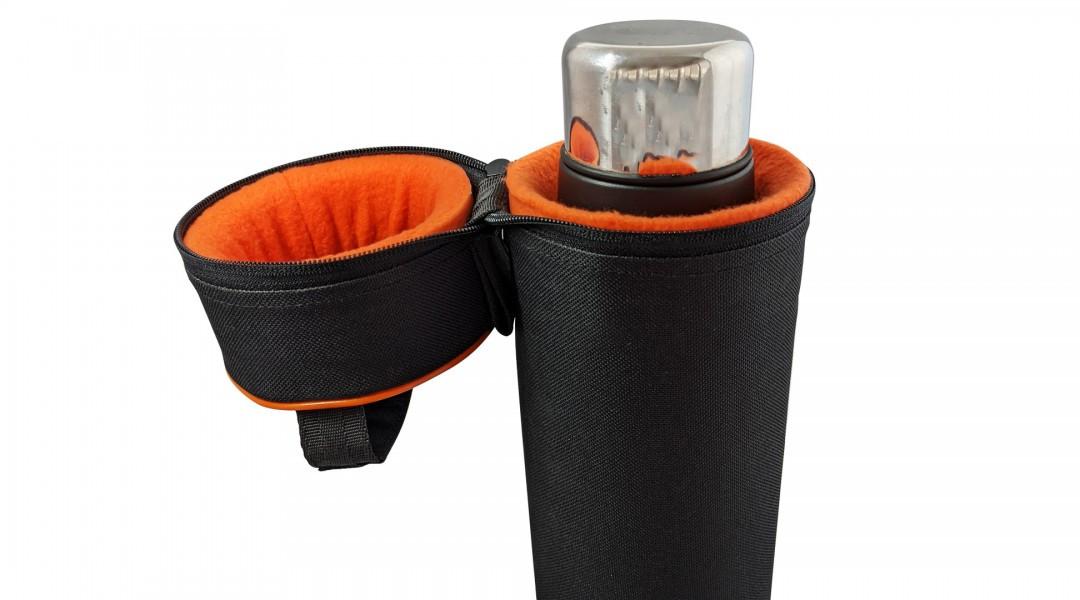 Чохол-тубус LeRoy для термоса, з флісом 1,2 L