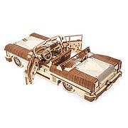 Механические 3D пазлы UGEARS - «Кабриолет мечты VM-05»