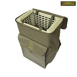 Рюкзак грибника 59х42х26см с 2-мя корзинами для грибов Acropolis РНГ-3