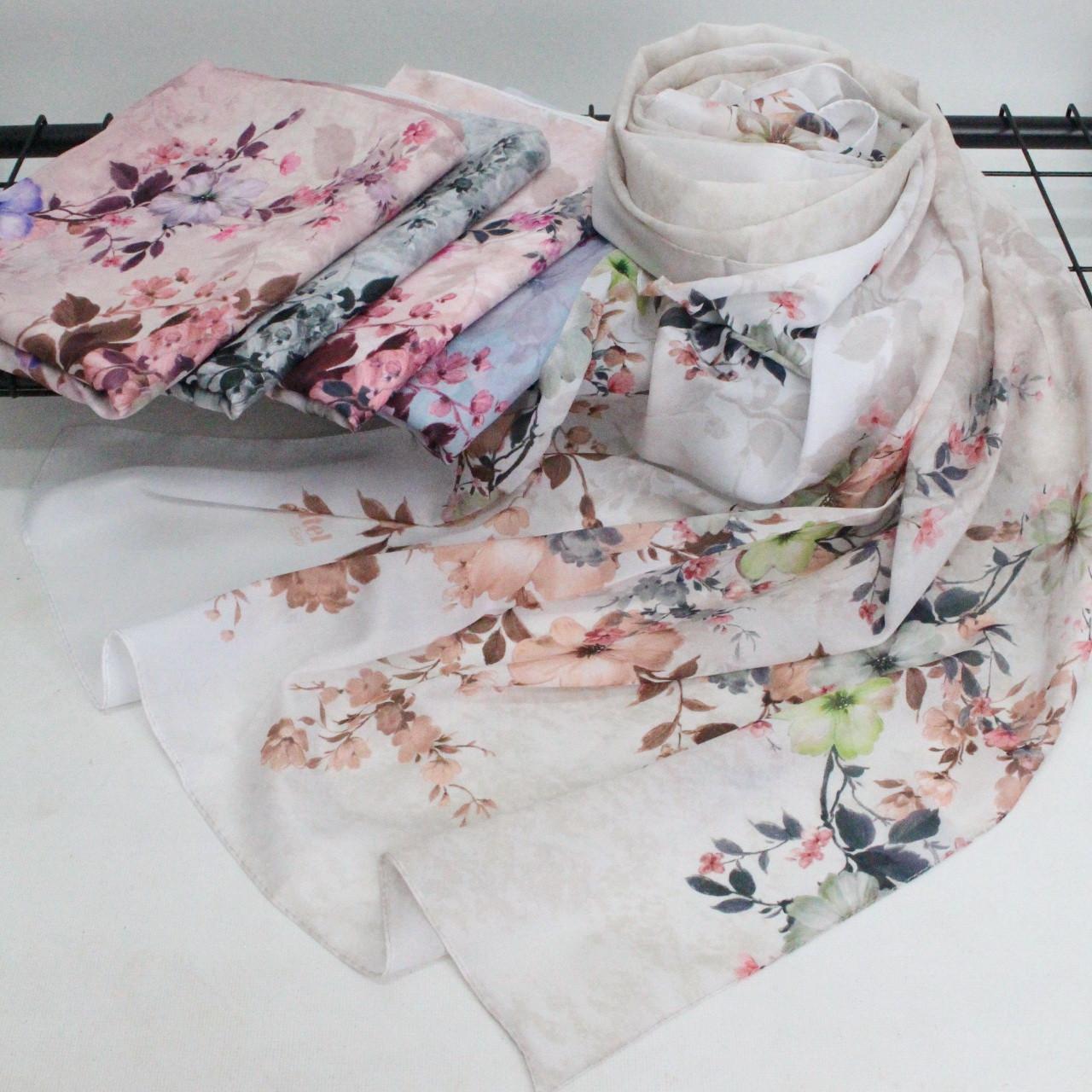 """Жіночий шарф палантин Softel """"Ніколь"""" 110025"""