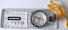 Компас планшетный с визиром d=40мм SOL SLA-001