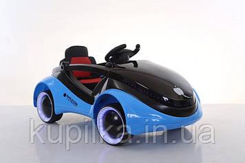 Детский электромобиль 158-20 голубой
