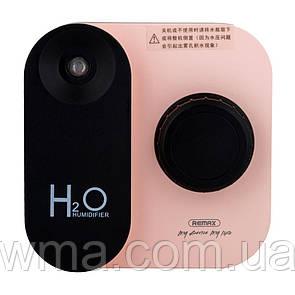 Увлажнитель Воздуха Remax RT-A400 с бутылкой Цвет Розовый