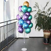 Подставка (стойка) на 19 шаров. 160 см