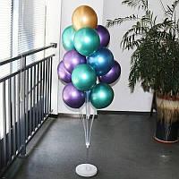 Подставка (стойка) на 13 шаров. 130 см