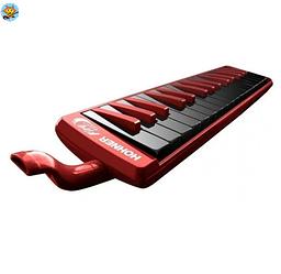 Пианика Hohner FireMelodica Red-Bk