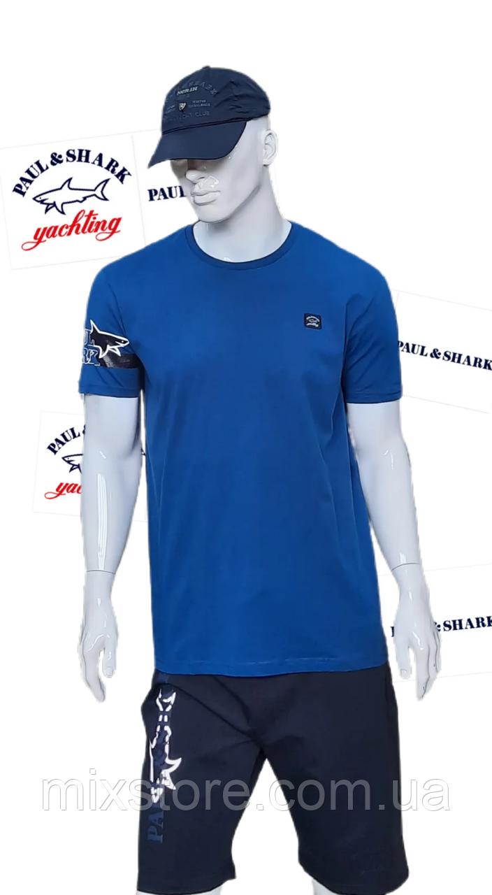 Чоловіча футболка PAUL&SHARK,один в один з оригіналом.Туреччина