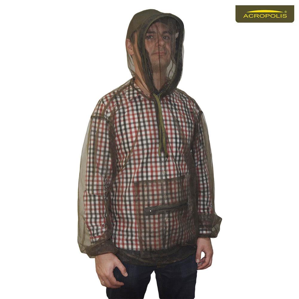 Куртка защитная москитная Acropolis КМ-2