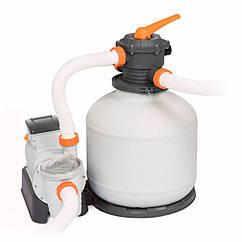 Пісочний фільтруючий насос Bestway 58486 (9 841л/год, 36 кг)