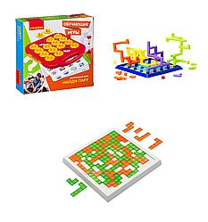 Комплект ігор для розвитку логіки та дрібної моторики