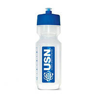 Бутылка для воды USN Water Bottle USN Blue (600 ml)