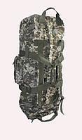 Тактичний сумка-рюкзак (баул) на 80 літрів RVL 177-піксель, фото 1