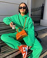 Спортивный костюм женский с джоггерами и свободным худи (р. 42-46) 5msp1241