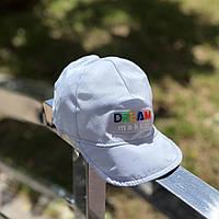 Детская  кепка Makko (голубой)