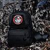 M-Tac нашивка Sons of Odin 3D PVC Black/Red, фото 4