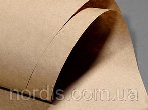 Упаковочная крафт бумага для цветов и подарков без рисунка. Размер: 70см*10м.Качество!!!
