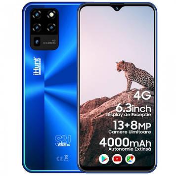 Смартфон iHunt S21 Ultra 4G 2021 Blue