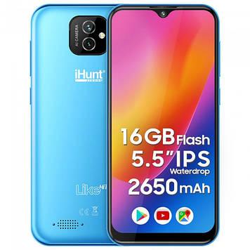 Смартфон iHunt Like Hi10 Light Blue