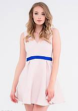 Сукні 5456 L рожевий