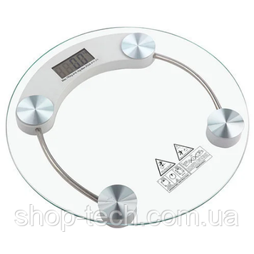 Ваги підлогові D&T Smart DT 2003A круглі до 180 кг