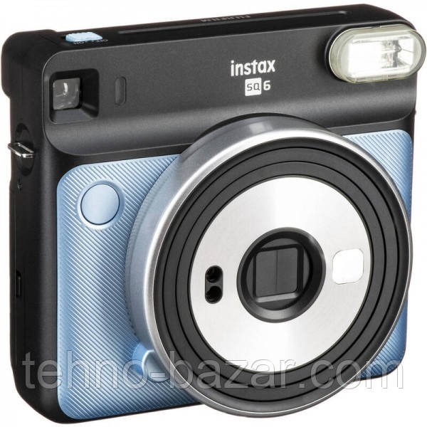 Фотокамера моментальной печати Fujifilm Instax Square SQ6 Blue