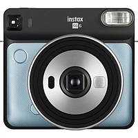 Фотокамера моментальної друку Fujifilm Instax Square SQ6 Blue, фото 3