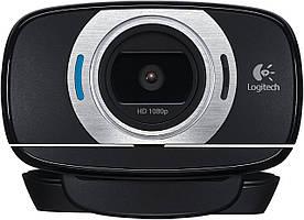WEB-камера Logitech HD C615 Black (960-001056)