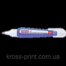 Корректор-ручка с металлическим наконечником 10мл