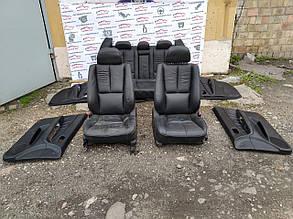 Комплект сидений с картами кожа MR795083,MR795083,MR789094,MR765343 999444 Galant 97-04r .EA Mitsubishi