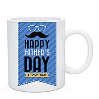 Чашкас днем папы. Кружка на день отца. Подарок на день папы