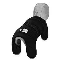 Комбинезон AiryVest ONE для собак, черная, размер L55 (24241)
