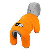 Комбинезон AiryVest ONE для собак, оранжевая, размер L55 (24244)